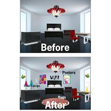 Exceptional Spice Up Your Bedroom Using A Few Colorful Rugs Posters And Lamps You Can Spice  Up . Spice Up Your Bedroom ...