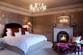romantic purple master bedroom ideas. Plain Purple Romantic Purple Master Bedroom Ideas With Gray Design  Luxury Fireplace Furniture And