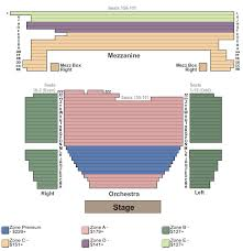 seating map in the minskoff theater