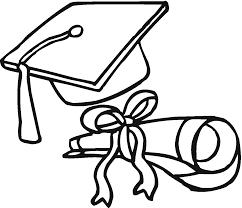 Coloring Pages Graduation