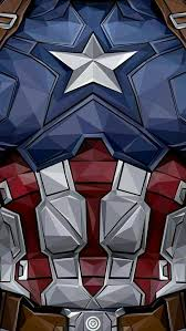 captain america chest wallpaper
