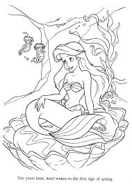 Coloriage La Petite Sir Ne Coloring Pages Disney Pinterest