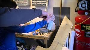 diy boat seat rebuild and repair