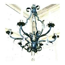 unbelievable wrought iron chandeliers and wrought iron chandeliers black s small white chandelier chain rustic