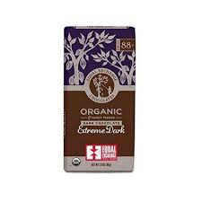 Equal Exchange Organic <b>Extreme Dark Chocolate</b>-2.8 oz | Takoma ...