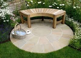 Small Picture Garden patio ideas Period Living
