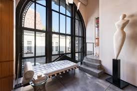 Fabulous 2-Story Loft Designed by Tui Pranich at The Bank Building