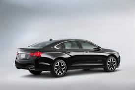 Chevrolet Impala Blackout Concept: SEMA 2014 | GM Authority