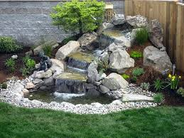 Small Picture Outside Water Feature Ideas maternalovecom