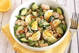 Deconstructed Tuna & Egg Salad Recipe