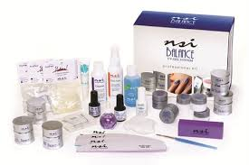 professional acrylic nail starter kit. the nsi balance uv gel professional kit features every tool a student needs to grow into level. includes many different options acrylic nail starter s