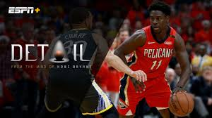Warriors vs Pelicans Game 3 with Jrue ...