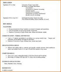 Sample College Student Resume Impressive Download Sample College Student Resume No Work Experience Sample