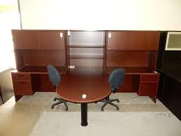 dual furniture. New Dual Workstation $690 - Powell\u0027s Office FurniturePowell\u0027s Furniture