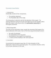 an example of a persuasive essay example of a persuasive essay outline example of a persuasive essay