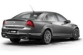 holden new car releaseHolden Specialty Vehicles Releases new CapriceBased Grange