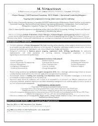 Resume Sap Key User Basic Instruction Manual
