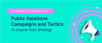 The Island Register Family Relationship Chart 29 Effective Examples Of Public Relations Campaigns And Tactics