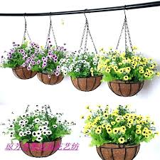 silk outdoor artificial flowers for cemetery uk hanging baskets to enlarge flower