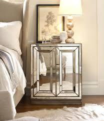 Cheap Night Stands Glass Mirror Night Stands Shopwizme