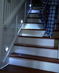 Motion Sensor Stair Lights Motion Sensor Stair Lights Lighting Designs Ideas