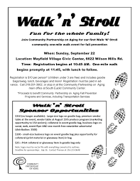 Cpa Chili Cook Off And Walk N Stroll Sponsor Opportunities