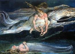 william blake s beautiful shakespeare paintings blake also illustrated more conventional scenes from shakespeare although often a supernatural dimension here s his version of hamlet encountering