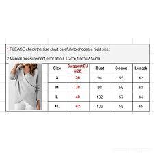 Meedot Women Knitted Jumper Long Sleeve Top Cross Front Hem