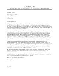 15 Application Letter Examples About Architect Example College Resume