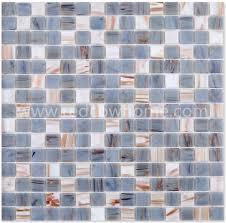 building materials supplies golden dust mix hot melting glass tile