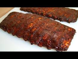 how much protein is in a memphis dry rub ribs with dijon bbq sauce from chili s