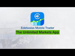 Edelweiss Live Trading App Bse Nse Sensex Nifty