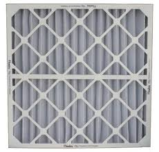 Flanders Filters Flanders Merv 8 Pre Pleat 40 Lpd Standard Capacity Economy Air Filter 24x24x4 In 6 Per Case