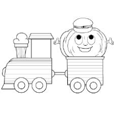 Printable coloring page for children featuring colorful train isolated. Top 26 Free Printable Train Coloring Pages Online
