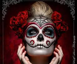 sugar skull makeup get deled