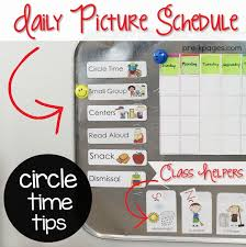 Interactive Charts For Preschool Circle Time Tips For Preschool And Pre K Teachers