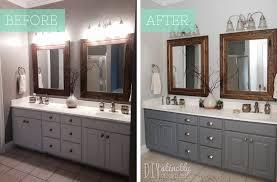 diy refinishing bathroom vanity. how to paint cabinets   diystinctlymade.com diy refinishing bathroom vanity