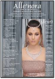 best bridal makeup destination sabs bridal and valima make up allenora annie signature salon la groupin
