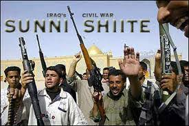 Image result for sunni shia war