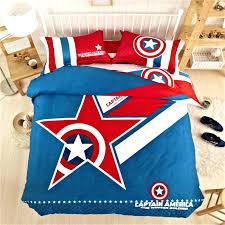 marvel queen size bedding marvel avengers cotton classical captain bedding set kids bedding bedding