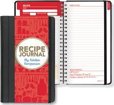 Recipe Journals Recipe Journal Diary Notebook Peter Pauper Press