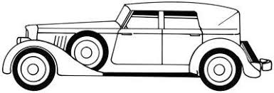 How To Draw A Classic Car In 5 Steps Crafts Classic Cars
