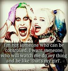 Harley Quinn Quotes Extraordinary Suicide Squad Quote Joker Harley Quinn Quotes Pinterest