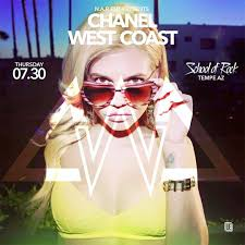 Chanel West Coast To Perform Live At The School Of Rock Mill