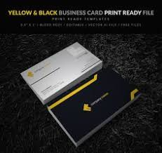 13 Best Business Card Templates Free Vector Psd Print Ready