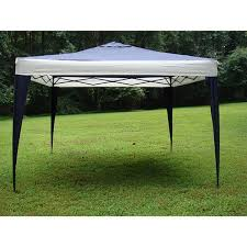ProGarden Polyester Top Steel Frame Canopy Tent 10 x 10 Free