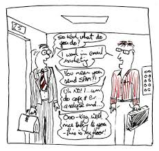 Elavator Speech Elevator Speech