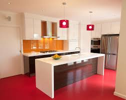 Red Kitchen Floor 17 Best Images About Rooms With Red Floors On Pinterest Shaker