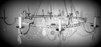 ch706 oval shaped chandelier with rock crystal and prism trim ch706