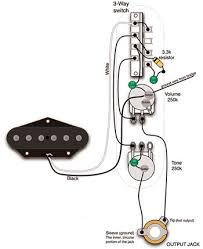 fender esquire tone circuit alternate tones for single pickup the world s largest selection of guitar wiring diagrams humbucker strat tele bass and more